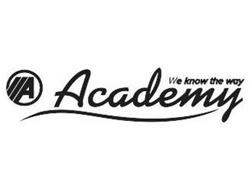 A ACADEMY WE KNOW THE WAY