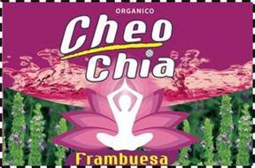 ORGANICO CHEO CHIA FRAMBUESA