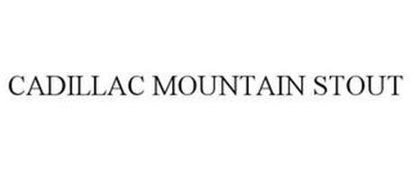 CADILLAC MOUNTAIN STOUT