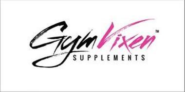 GYM VIXEN SUPPLEMENTS