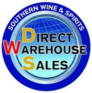 SOUTHERN WINE & SPIRITS DIRECT WAREHOUSE SALES