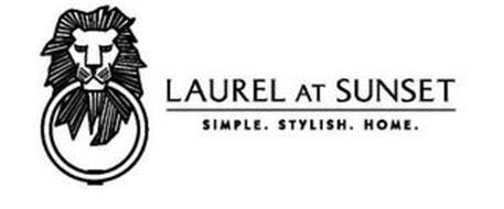 LAUREL AT SUNSET SIMPLE. STYLISH. HOME.