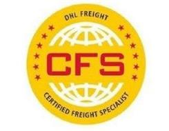 CFS DHL FREIGHT CERTIFIED FREIGHT SPECIALIST