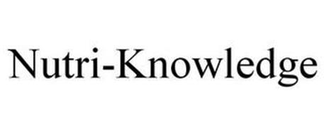NUTRI-KNOWLEDGE