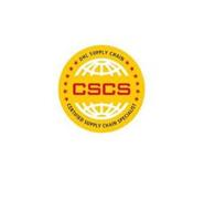 CSCS DHL SUPPLY CHAIN CERTIFIED SUPPLY CHAIN SPECIALIST
