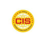 CIS DHL EXPRESS CERTIFIED INTERNATIONAL SPECIALIST