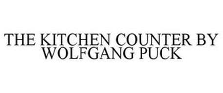 THE KITCHEN COUNTER BY WOLFGANG PUCK