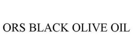 ORS BLACK OLIVE OIL