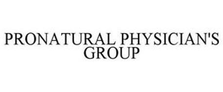 PRONATURAL PHYSICIAN'S GROUP