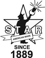 STAR AMERICAN MADE SINCE 1889