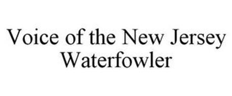 VOICE OF THE NEW JERSEY WATERFOWLER