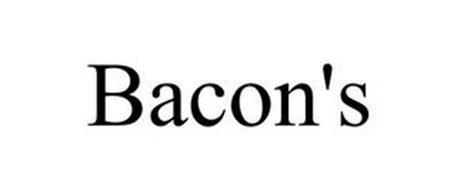 BACON'S