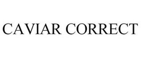 CAVIAR CORRECT