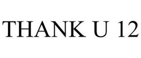 THANK U 12