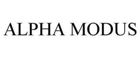ALPHA MODUS