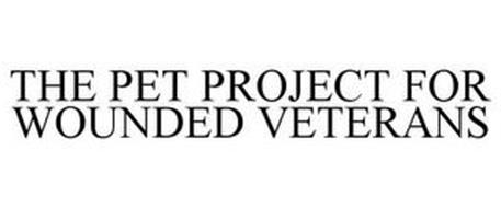 THE PET PROJECT FOR WOUNDED VETERANS