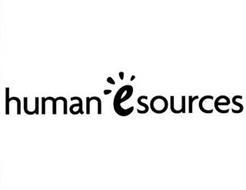 HUMAN ESOURCES