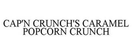 CAP'N CRUNCH'S CARAMEL POPCORN CRUNCH