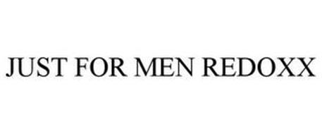 JUST FOR MEN REDOXX