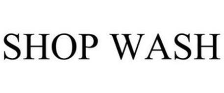 SHOP WASH