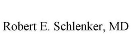 ROBERT E. SCHLENKER, MD