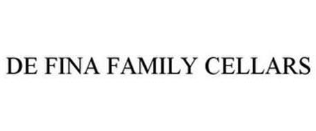 DE FINA FAMILY CELLARS