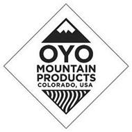 OYO MOUNTAIN PRODUCTS COLORADO, USA