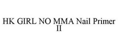 HK GIRL NO MMA NAIL PRIMER II