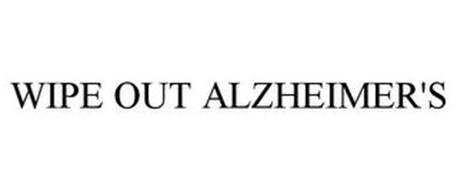 WIPE OUT ALZHEIMER'S