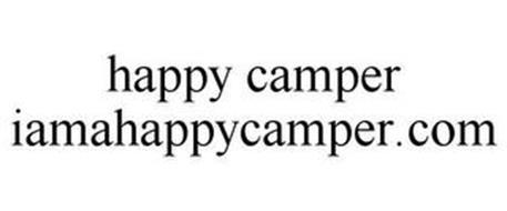 HAPPY CAMPER IAMAHAPPYCAMPER.COM