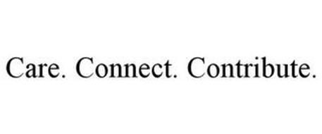 CARE. CONNECT. CONTRIBUTE.