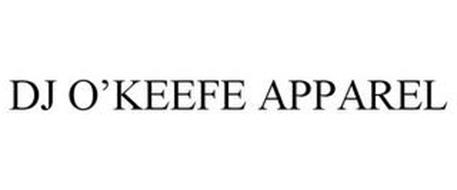 DJ O'KEEFE APPAREL