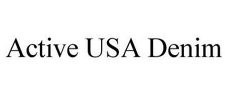 ACTIVE USA DENIM