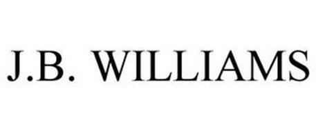 J.B. WILLIAMS