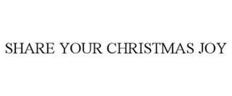 SHARE YOUR CHRISTMAS JOY
