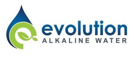 EVOLUTION ALKALINE WATER