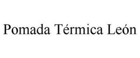 POMADA TÉRMICA LEÓN