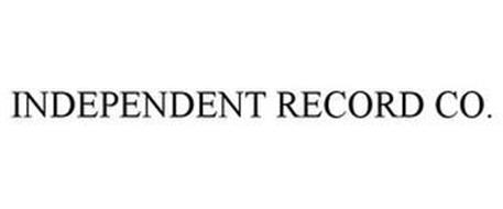 INDEPENDENT RECORD CO.