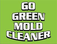 GO GREEN MOLD CLEANER