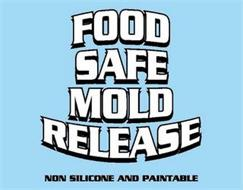 FOOD SAFE MOLD RELEASE NON SILICONE AND PAINTABLE