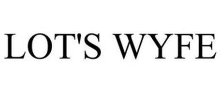 LOT'S WYFE