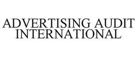 ADVERTISING AUDIT INTERNATIONAL