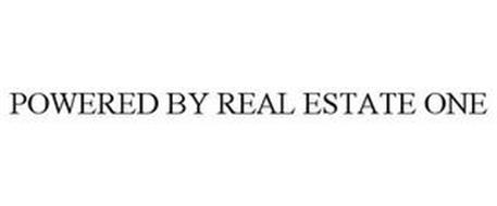 POWERED BY REAL ESTATE ONE