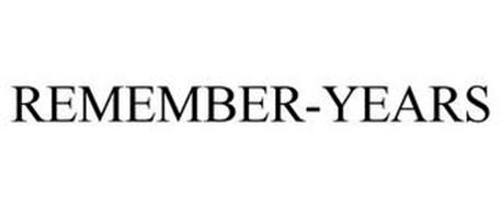 REMEMBER-YEARS