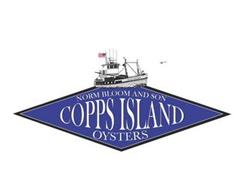 NORM BLOOM AND SON COPPS ISLAND OYSTERS