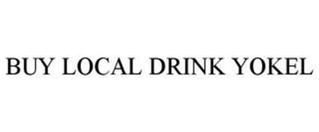 BUY LOCAL DRINK YOKEL