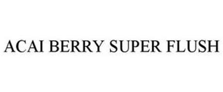 ACAI BERRY SUPER FLUSH
