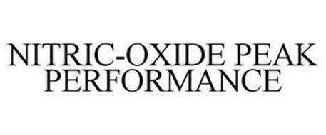 NITRIC-OXIDE PEAK PERFORMANCE