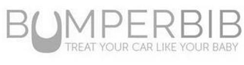 BUMPER BIB TREAT YOUR CAR LIKE YOUR BABY