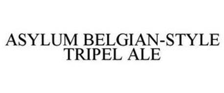 ASYLUM BELGIAN-STYLE TRIPEL ALE